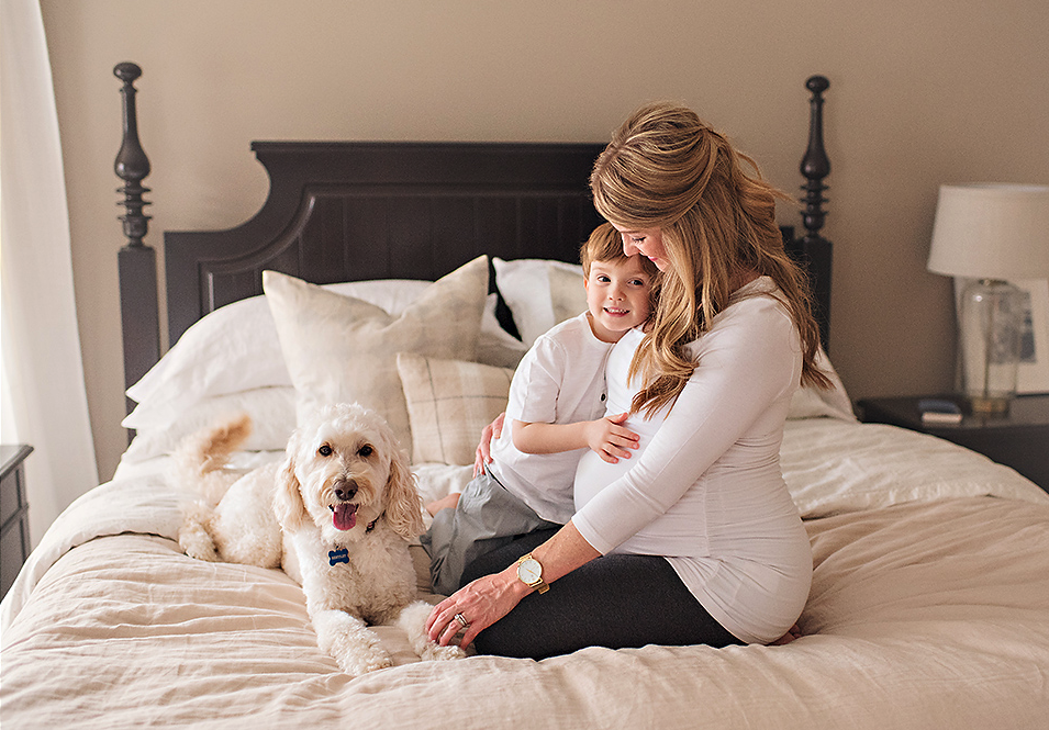 Indianapolis Maternity Photographer | The Woodwards