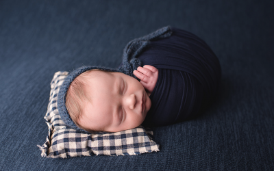 Indianapolis Newborn Photographer | Welcome Alec