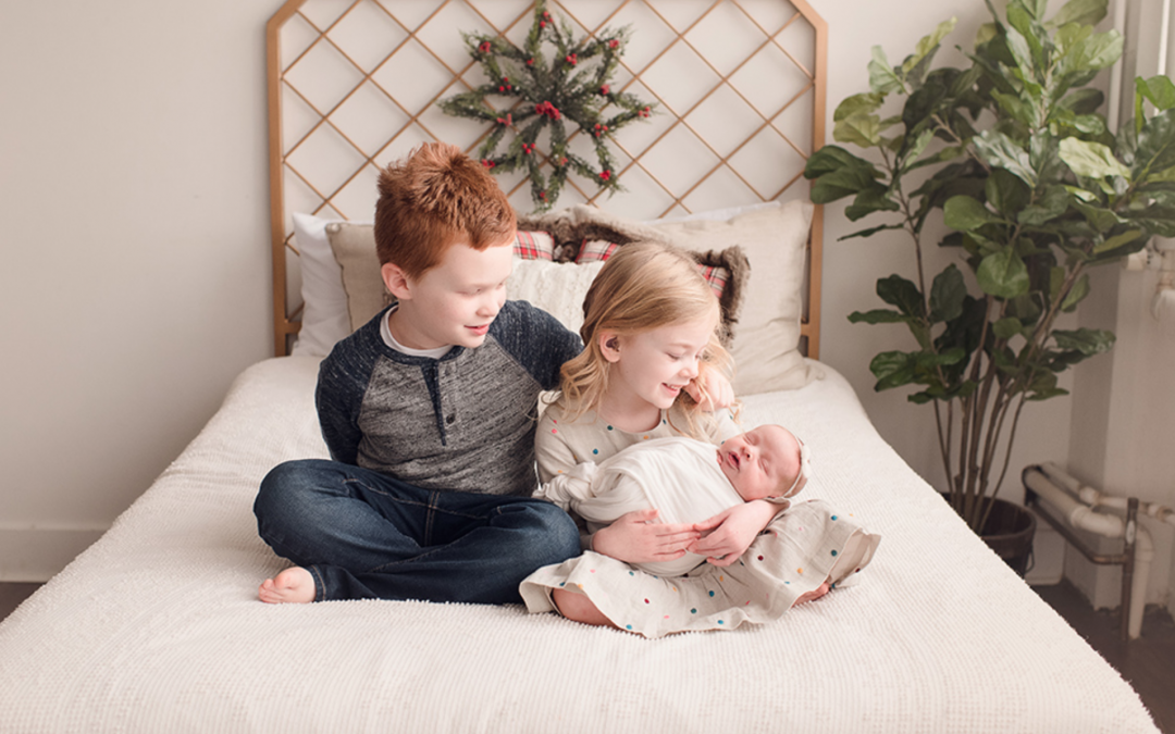 Indianapolis Newborn Photographer | Welcome Laurel