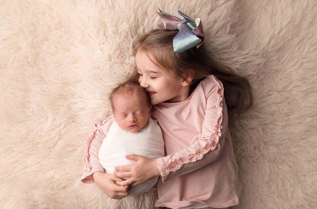 Indianapolis Newborn Photographer | Welcome Mattis