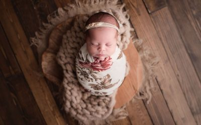 Indianapolis Newborn Photographer | Welcome Elaine