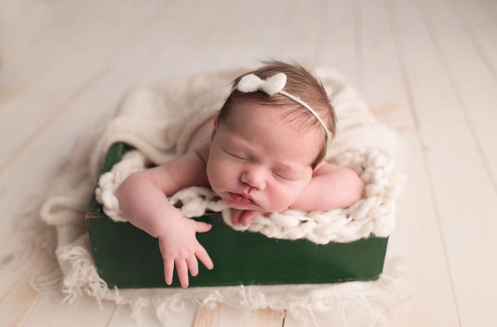 Indianapolis Newborn Photographer | Welcome Maggie