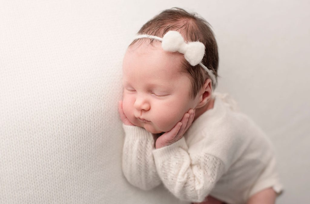 Indianapolis Newborn Photographer | Welcome Alice