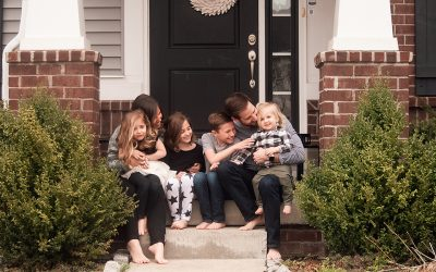Stay Home | Indianapolis Family Photographer